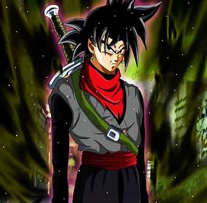 Goku Black y Trunks fusion by Majingokuable on DeviantArt