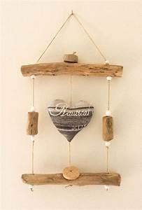 Cadre En Bois Flotté : 48 best cadres en bois flott images on pinterest drift wood frames and wall decor ~ Teatrodelosmanantiales.com Idées de Décoration