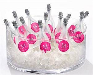 details about 120 personalized monogram bubble champagne With champagne bottles for wedding favors