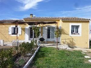 Grand Garage De Provence : ventes en provence villa de plain pied compos e de 3 chambres et 1 bureau grand garage ~ Gottalentnigeria.com Avis de Voitures
