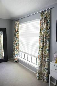 Gardinen ideen inspiriert von den letzten gardinen trends for Gardinen muster für wohnzimmer