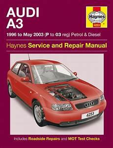 Haynes Manual Audi A3