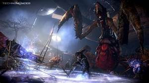 The Technomancer Is A Sci Fi RPG Set On Mars Dig Into