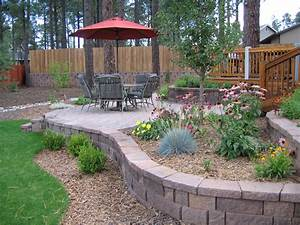 Backyard landscape ideas ketoneultrascom for Cheap and easy backyard landscaping ideas