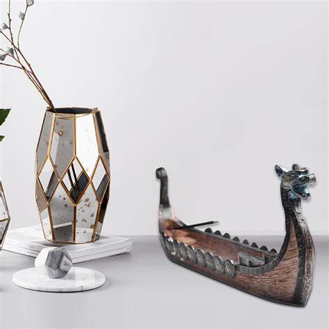 chinese retro incense burners traditional design dragon