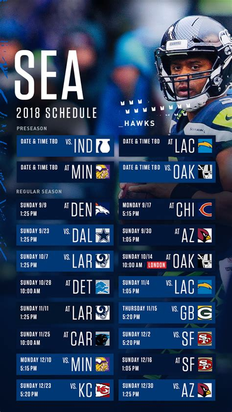 seattle seahawks  party schedule austin tx