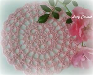 Free Crochet Mini Doily Patterns