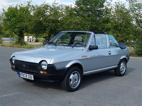 Fiat Ritmo S Cabrio Bertone Pictures Car Pictures Car Pictures