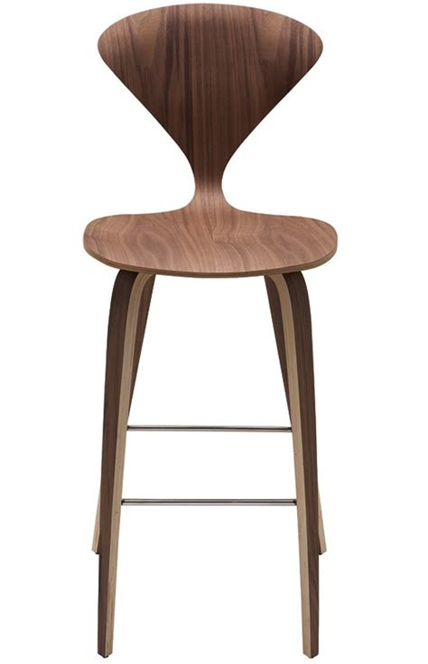 walnut counter stools satine counter stool nuevo living walnut 3337