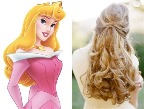 Disney Princess Inspired Hair Ideas
