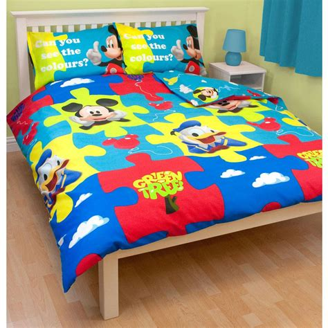 mickey mouse bedding disney mickey mouse bedroom accessories bedding