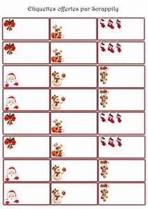 étiquettes De Noel à Imprimer : etiquette porte nom a imprimer va14 jornalagora ~ Melissatoandfro.com Idées de Décoration