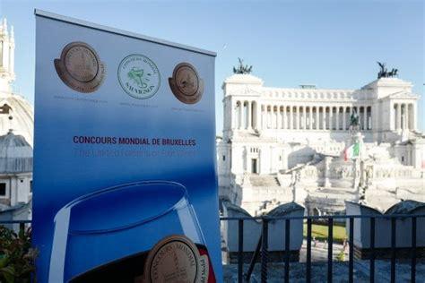 terrazza civita roma i vini italiani premiati dal concorso mondiale di