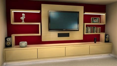 false stud wall  existing wall  recessed tv