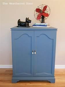 Blue, Cabinet