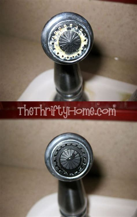 clean kitchen faucet cleaning tips tricks guide 31 ideas for a