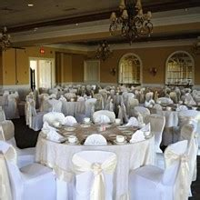 satin chair rental wedding event decor chicago