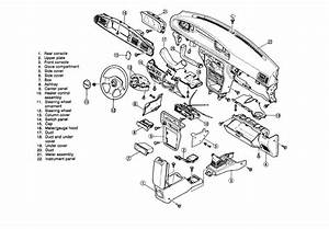 Diagrams To Remove 1995 Mazda Mx 5 Driver Door Panel