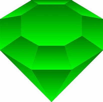 Emerald Clipart Diamond Gem Jewel Gemstone Clip