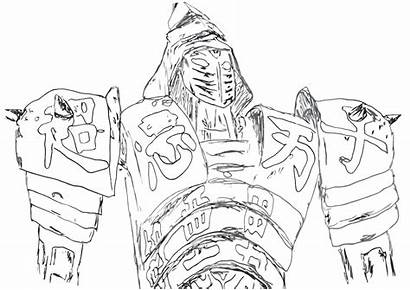 Steel Coloring Pages