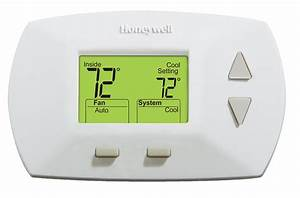 Deluxe Non-programmable Thermostat