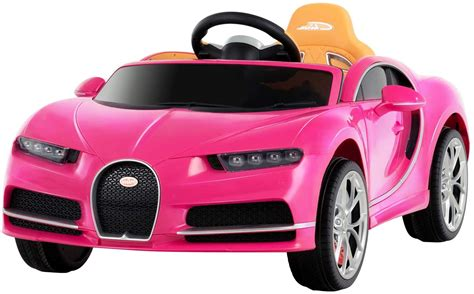 4.2 out of 5 stars, based on 258 reviews 258 ratings current price $24.99 $ 24. Uenjoy 12V Licensed Bugatti Chiron Kids Ride On Car Battery Operated Electric Cars for Kids with ...