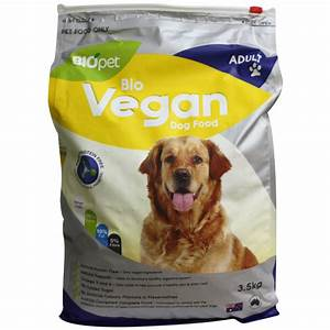Biopet Vegan Dog Food 3 5kg(Conventional)