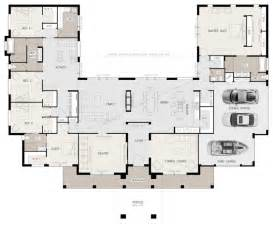 U Shaped House Floor Plans Photo by Floor Plan Friday U Shaped 5 Bedroom Family Home