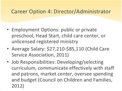 early childhood career opportunities 802 | early childhood career opportunities 11 728