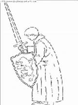 Narnia Coloring Pages Peter Printable Sheets sketch template
