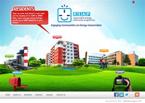 real estate web design inspiration webmantra