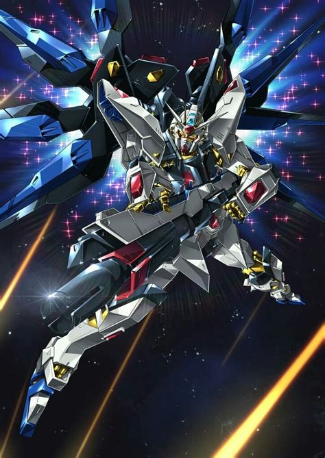 strike freedom gundam art gundam seed gundam wallpapers
