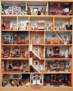 Puppenhaus Für Barbie : mdf bausatz gro es stadthaus wargaming puppenstuben ideen puppenhaus miniaturen et ~ A.2002-acura-tl-radio.info Haus und Dekorationen