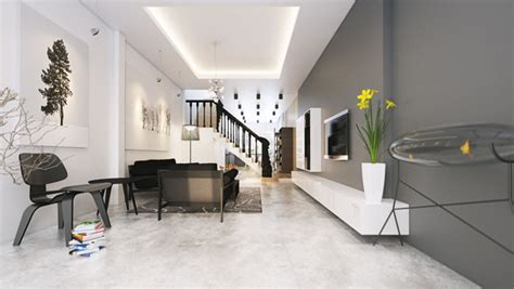 Apartment With Artistic Flair Visualized by Bloggang Puifaikpp Gt Gt Gt Gt Gt Idea Design Apartment