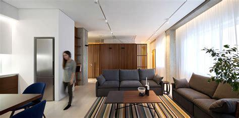 space offers elegant minimalism  functional elements