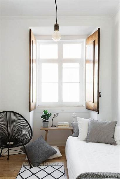 Apartment Scandinavian Renovation Lisbon Bedroom Flat Interior