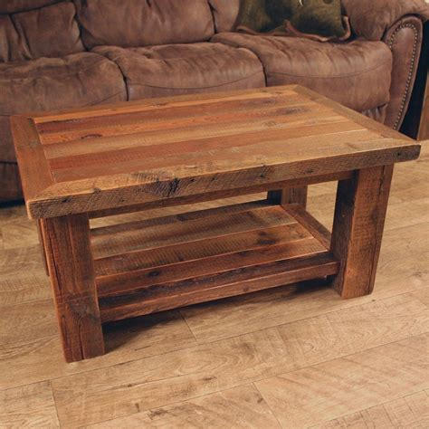 Closely matches my coffee and end tables. Timber Frame Reclaimed Barnwood Coffee Table