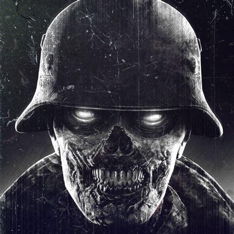 1080x1080 Gamerpics Neon Skull Page 1