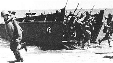 Andrew Higgins Boat by 타라와 전투 1 유용원군사세계 전문가광장 Gt 전쟁사