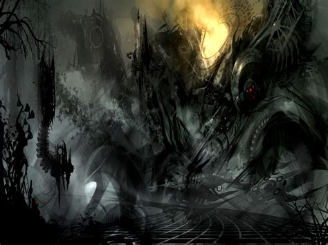 darkness conquers  art id  art abyss