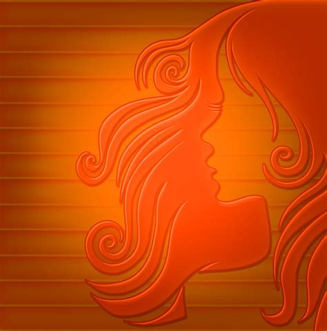 Background Images Free Illustration Hair Hairstyle Background