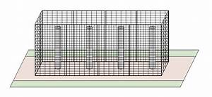 Gabionenzaun Selber Bauen : gabionen selber bauen ~ Lizthompson.info Haus und Dekorationen