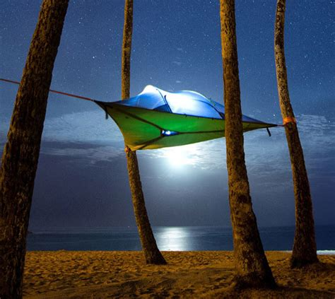 Hammock In The Trees by Tentsile Tree Tent Lets You C In The Air