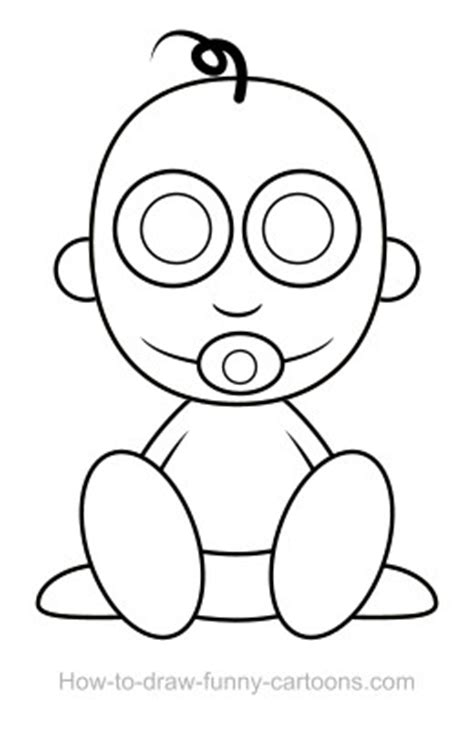 baby drawing sketching vector