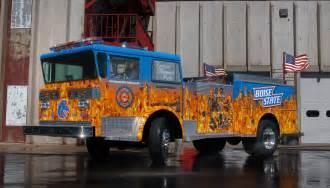 Boise State Fire Truck