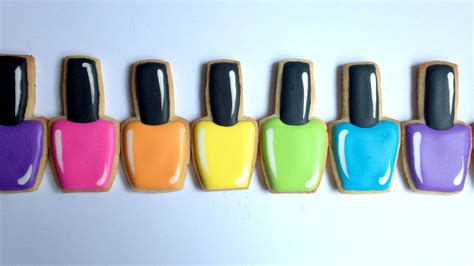 how to decorate nails how to decorate nail cookies