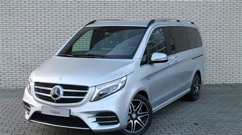 Mercedes V Class Photo mercedes v klasse v 250d lang exclusive amg automaat