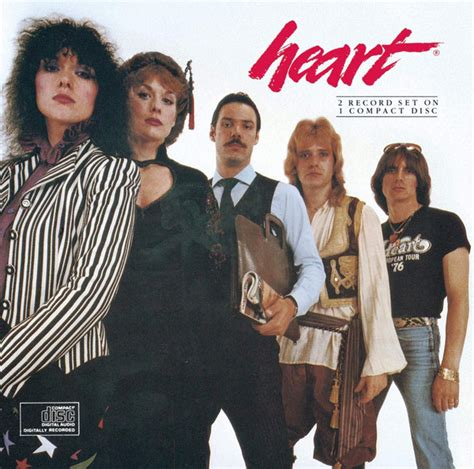 Heart - Greatest Hits / Live (CD) | Discogs