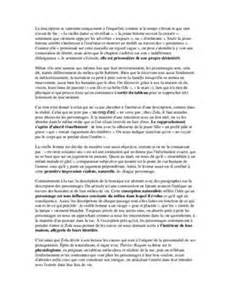 thrse raquin resume chapitre th 233 r 232 se raquin commentaire compos 233 chapitre 1 lyceenet fr