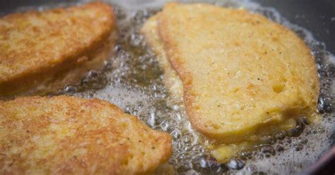 mozzarella in carrozza ricetta originale la ricetta originale della mozzarella in carrozza e